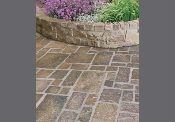 Coronado outdoor patio tile pavers  New Metro Tile Company  Yelp