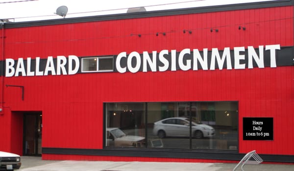 Ballard Consignment Store 26 s Furniture Stores