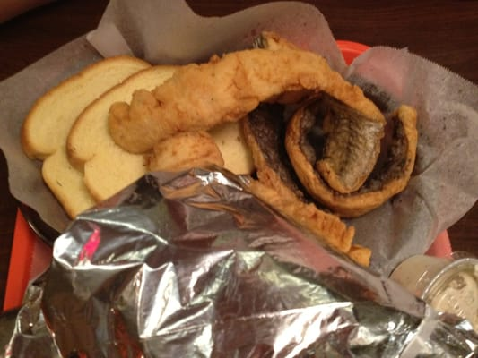 Lake trout fried whiting fish yelp for Fried fish sandwich near me