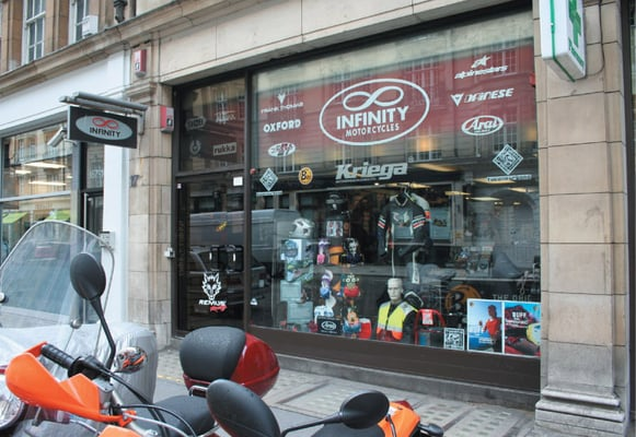 Motorcycle clothing store near me
