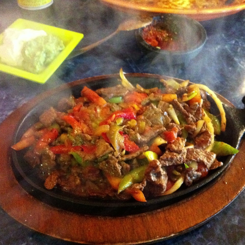 Steak fajitas!!!! | Yelp