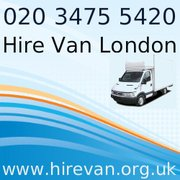 Hire Van, London