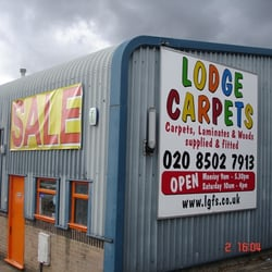 Lodge Carpets, London