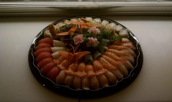 Kimono Sushi Bar and Grill