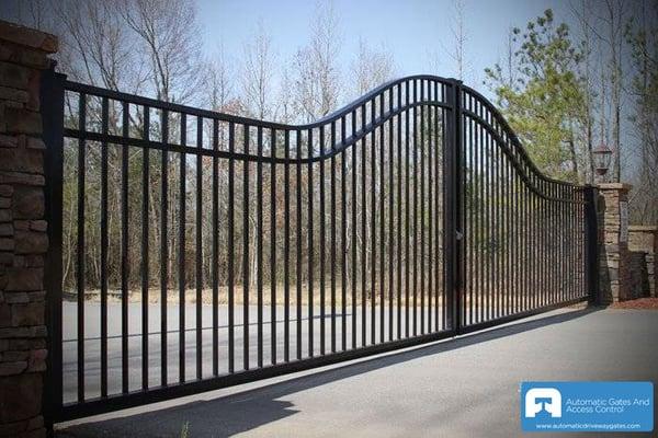 Metal Driveway Gate Miami FL Yelp