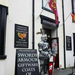 The Knight Shop, Conwy