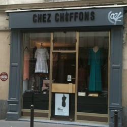 Chez Chiffons Vintage, Paris, France