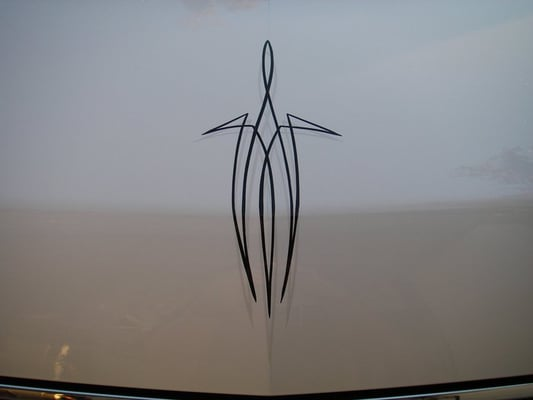 What Kind Of Paint To Use For Pinstriping