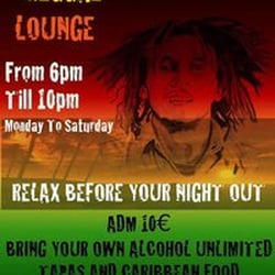 Strictly Culture Reggae Lounge, Dublin