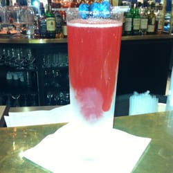 Super Berry Bellini