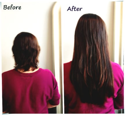 Fusion hair extensions on really short hair indian remy hair fusion hair extensions on really short hair 23 pmusecretfo Images