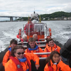 Forth Sea Safaris - boat trips, Inverkeithing, Fife