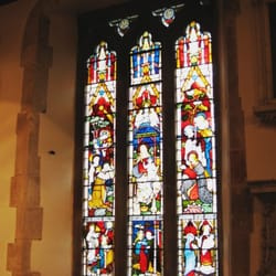 South Aisle Window: Clayton & Bell