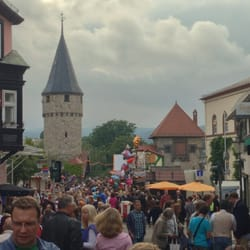 Laternenfest, Bad Homburg, Hessen
