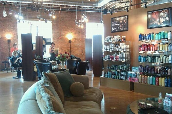 Posh the salon hair salons durham nc reviews for 221 post a salon