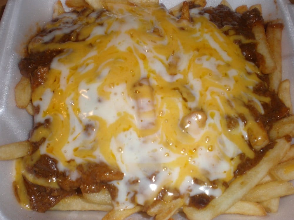 Chili Cheese Fries | Yelp