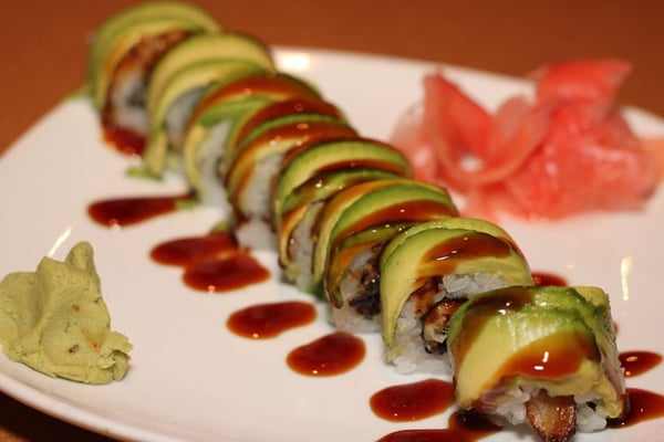 Caterpillar roll | Yelp