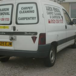 Aaron Carpet Cleaners, Liverpool, West Midlands, UK