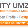 City Umzüge Intern. Möbelspedition & Lagerlogistik