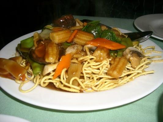 Vegetable Fried Noodles Recipes — Dishmaps