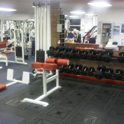 Total Fitness Centre, Tamworth, Staffordshire