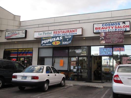 La Piedad Mexican Restaurant