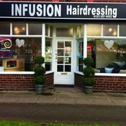 Infusion Ladies Hairdressers, Birmingham, West Midlands