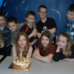 LaserHub host over 1500 childrens parties a year!