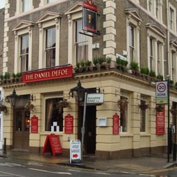 The Daniel Defoe, London