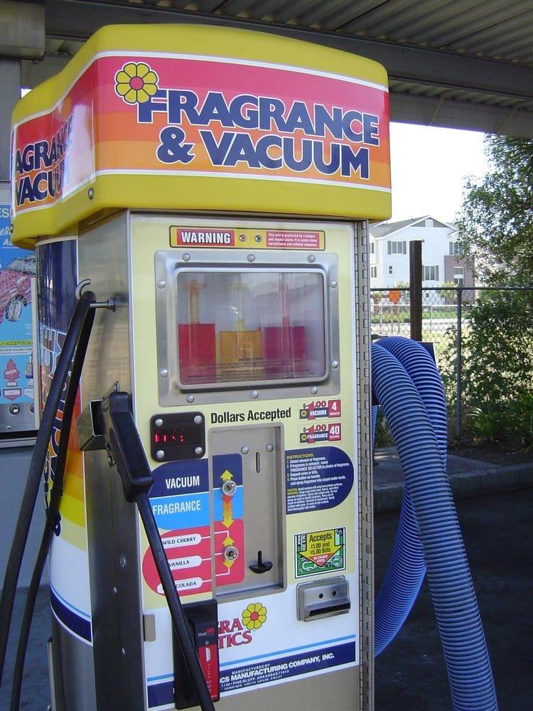 Fragrance Vacuum Car Wash Near Me