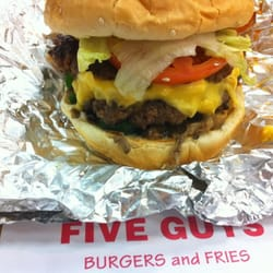 Five Guys Burgers And Fries Culver City Ca