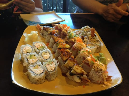 California Tempura Roll