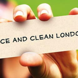 Nice and Clean London Ltd - professional cleaning company