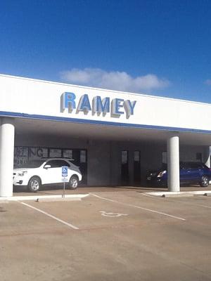 Ramey Chevrolet Cadillac Sherman Tx Yelp