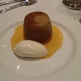 Golden Syrup a Sponge Pudding.