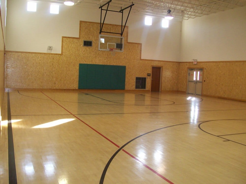 Full Size Indoor Basketball Court Yelp
