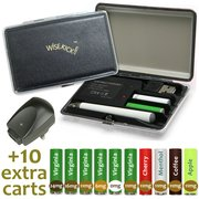 Wisekick Sidekick e-Cigarette Kit (Black)