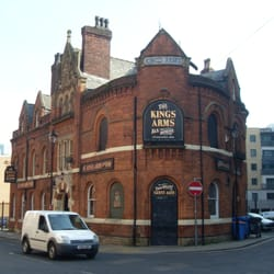 The King's Arms, Salford, Greater Manchester