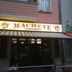 MACHETE - Burrito Box, Berlin