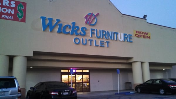 Wickes Furniture Outlet Discount Store City Of