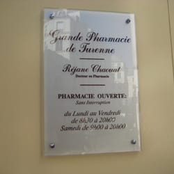 Grande Pharmacie de Turenne, Paris, France