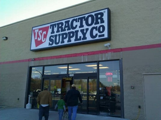 Tractor Supply Hours : Tractor supply sanford nc yelp
