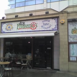 Don Fernando's, London