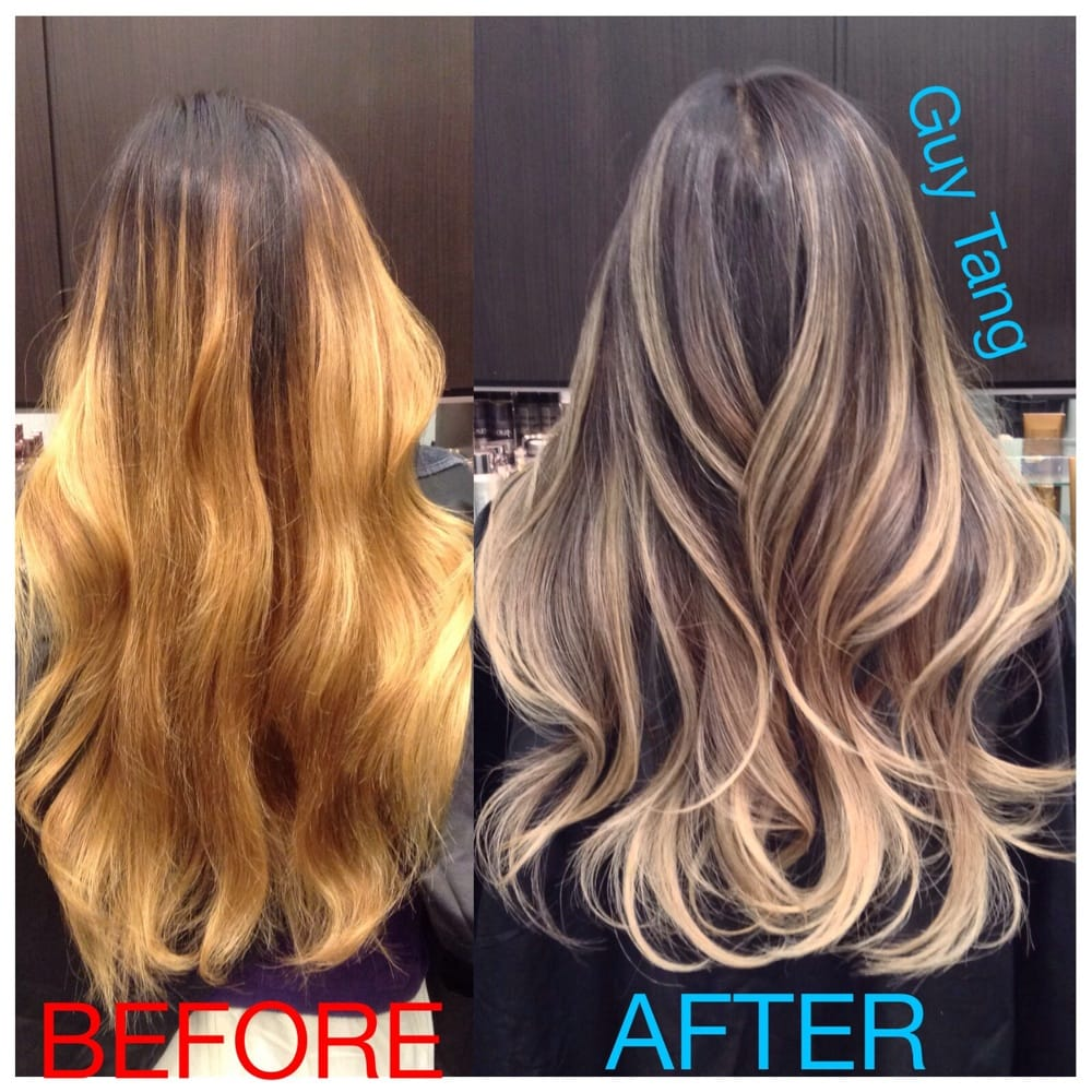 Ombr Color Correction By Guy Tang  Yelp
