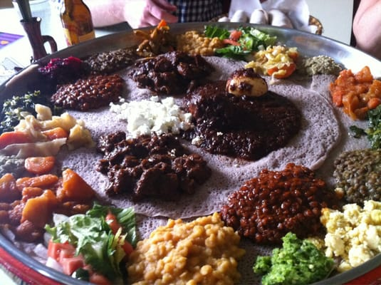 Ethiopian food galore culturally phenomenal for Abol ethiopian cuisine silver spring