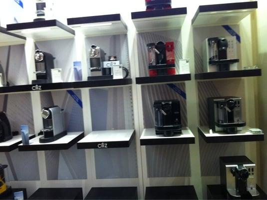 Photos for Nespresso Toronto Boutique  Yelp -> Nespresso Toronto