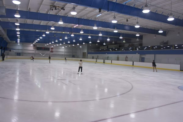 South Suburban Ice Arena - South Suburban Parks and ...