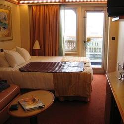 Carnival conquest cruise tours galveston tx reviews for Alaska cruise balcony room