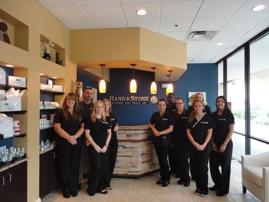Hand stone massage and facial spa 26 photos day spas for A new image salon orlando