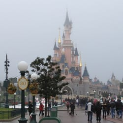 Disneyland Paris mid November